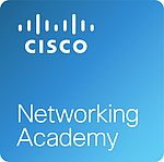 Kooperation mit CISCO: Logo der CISCO Networking Academy